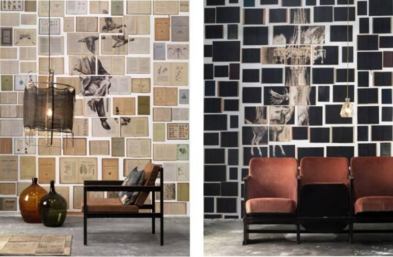 biblioteca wallpaper - NLXL
