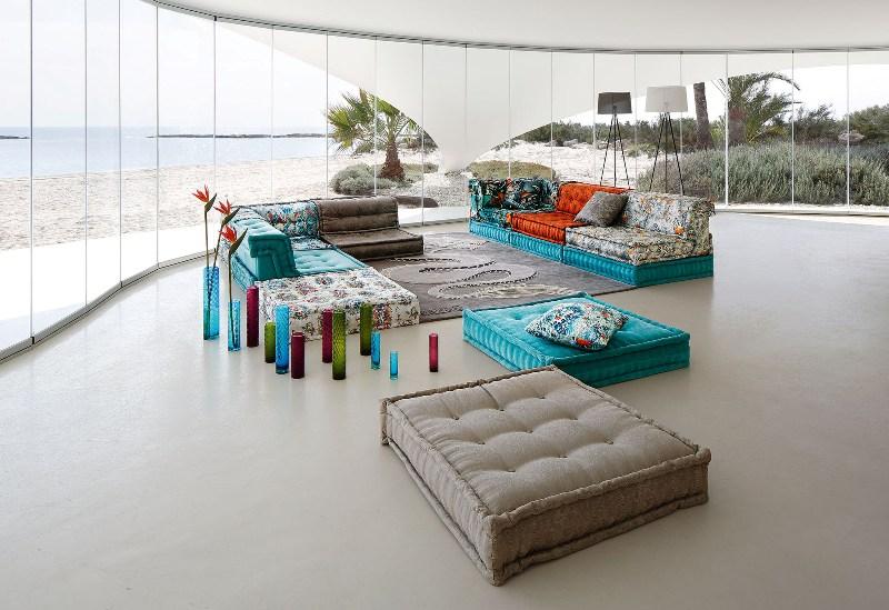 Mostra jean paul gaultier - Roche bobois divano ...