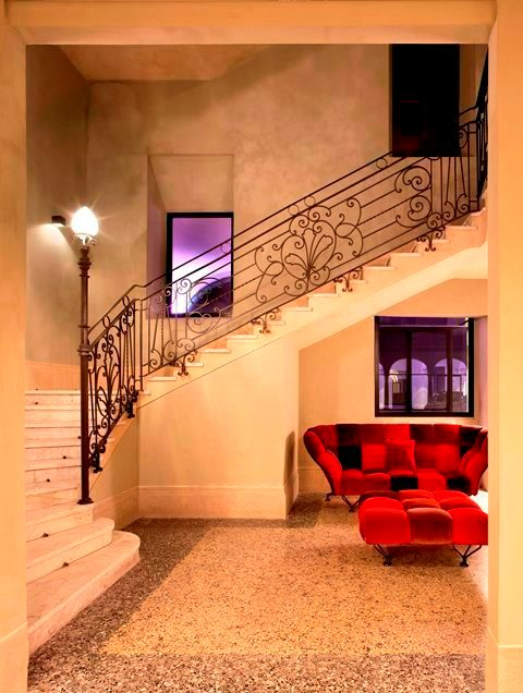 interni NH collection piazza Carlina Torino