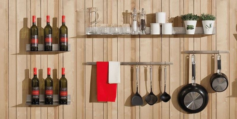 sistema boiserie cucina wall play minacciolo