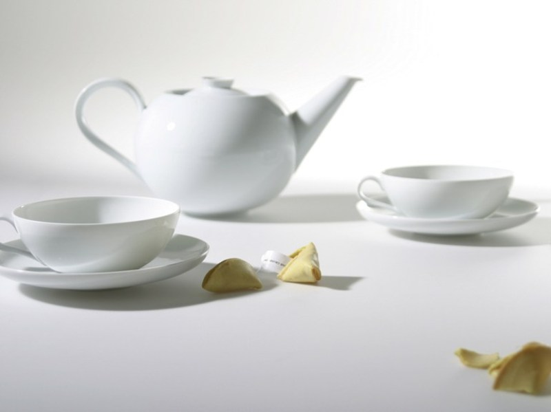 teiera White My China di Sieger