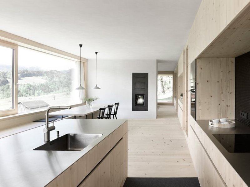 interno Haus fur Julia