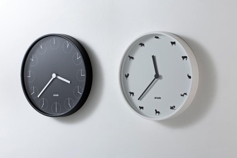 clock di Nendo