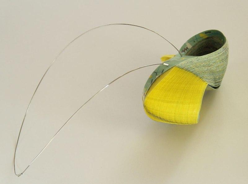 Gioielli di carta janna syvanoja for Design gioielli