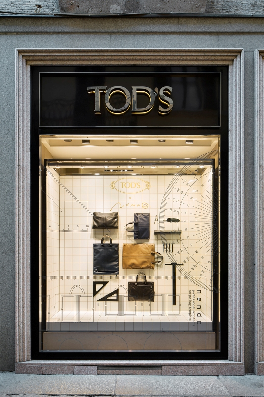 tod's architect bag