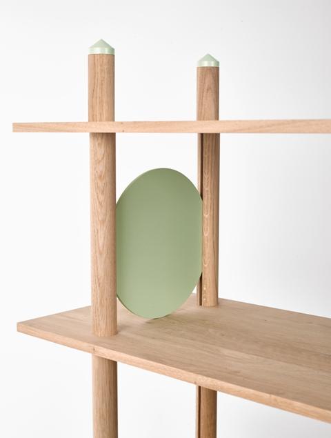 shelf by Kristian Knobloch