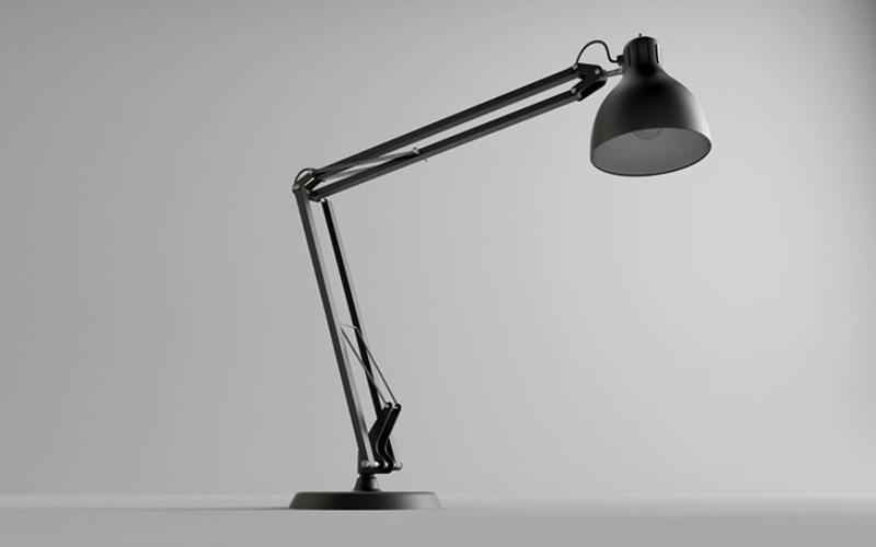 Luxo L-1 by Jac Jacobsen