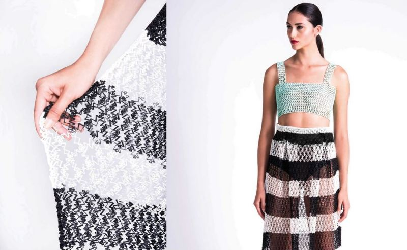 danit peleg 3D printing collection