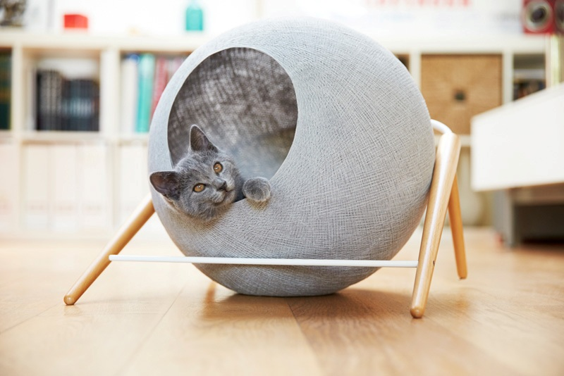 The Ball cat bed by Meyou