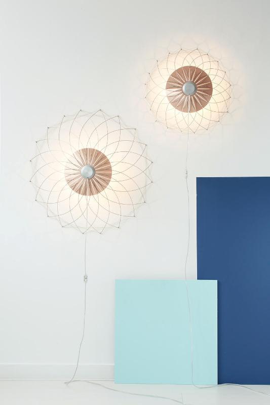 lamps by rick tegelaar