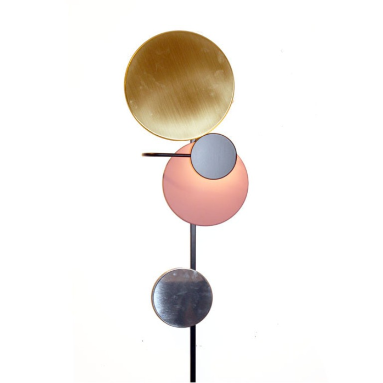Planet lamp by Please Wait to be seated
