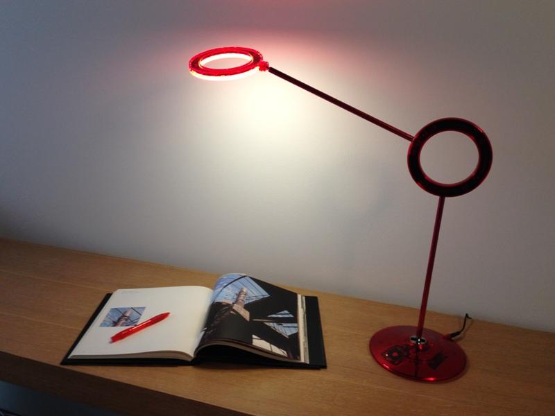 lampada da tavolo by alessandro mendini