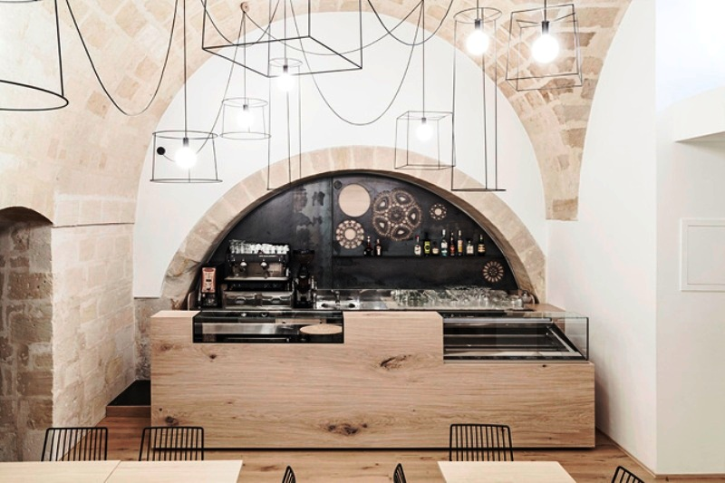 Caffé Ridola - Manca Studio