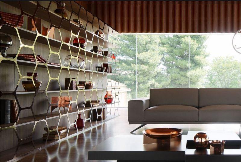 Roche bobois archives design lover for Libreria roche bobois