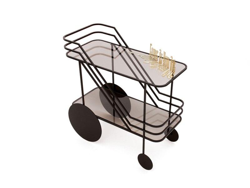Carrello come as you are archives design lover - Carrello portavivande design ...
