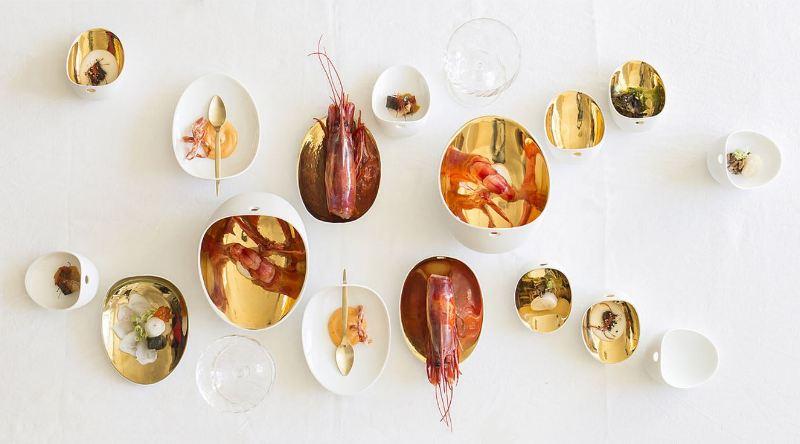 servizio da tavola Jomon by Cookplay