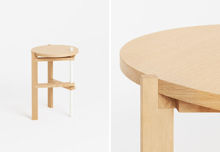 tavolini Cos x Hay