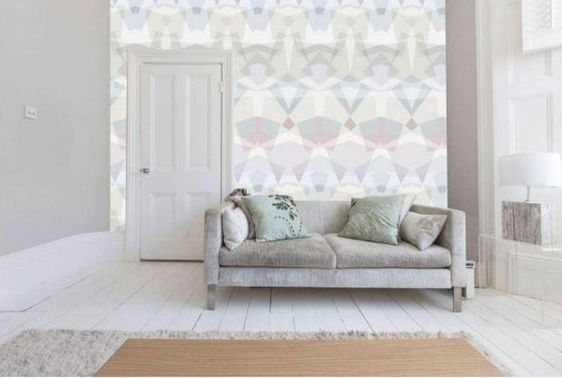 Kaleidoscope Wallpaper by Sonya Winner