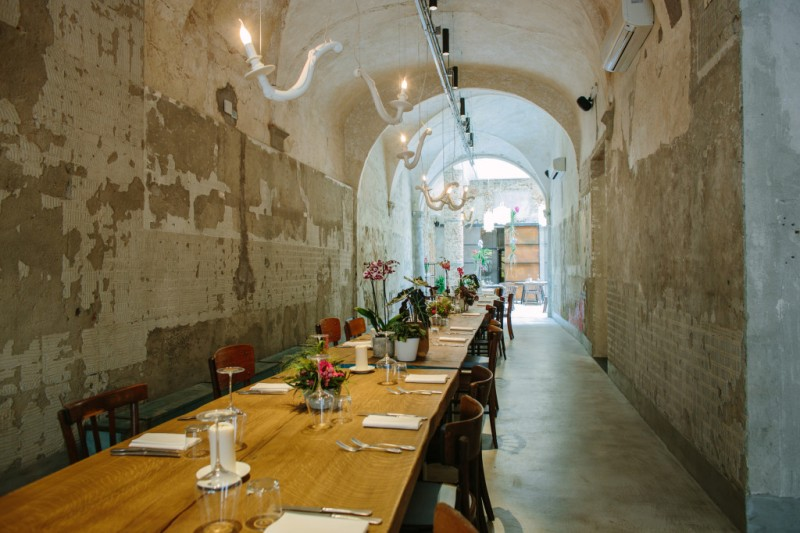 concept-restaurant la menagere