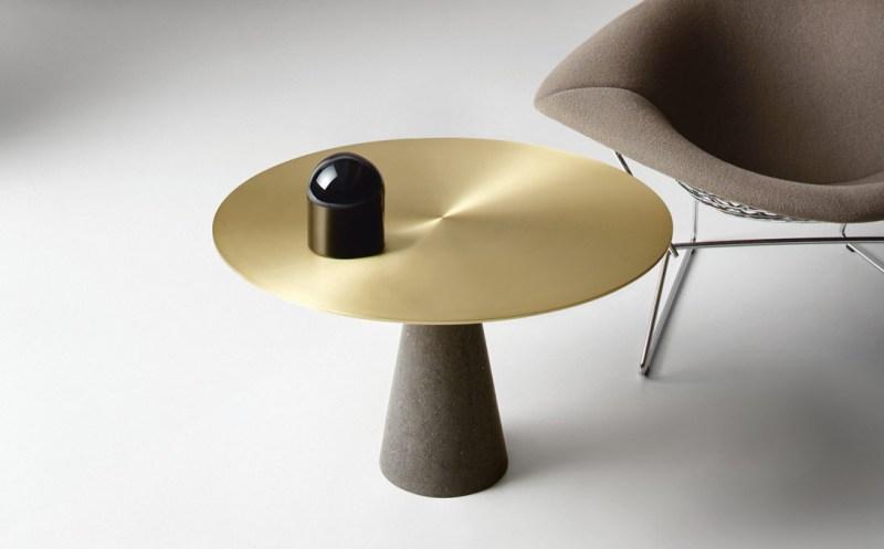 Leaf coffee table by Neutra