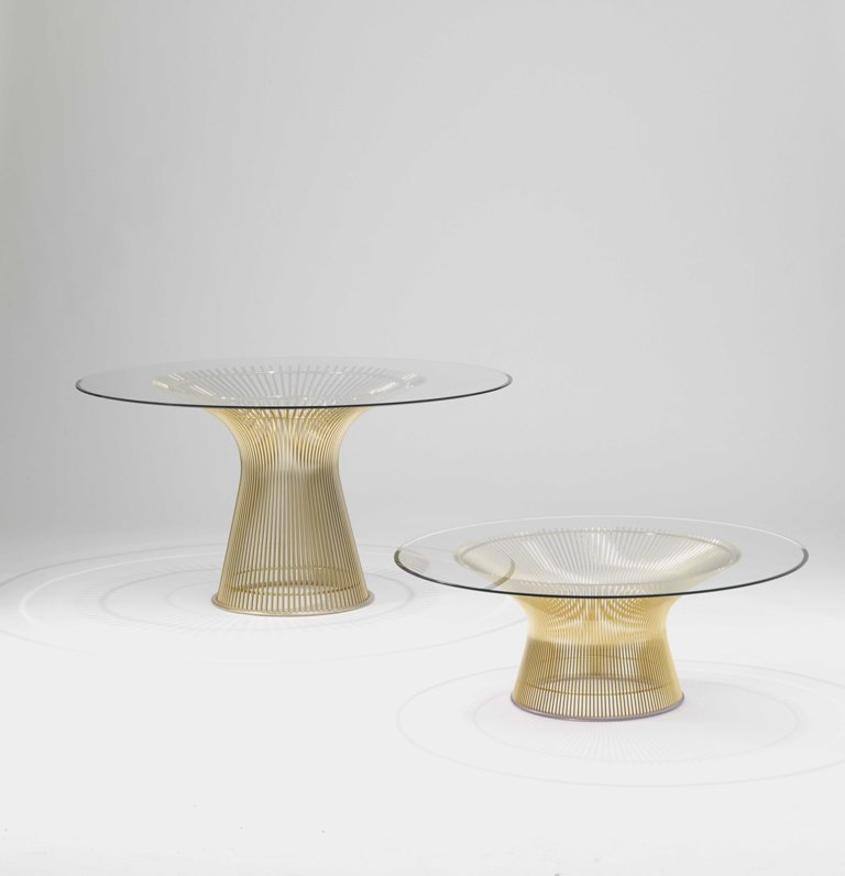 Platner Collection Gold - Knoll