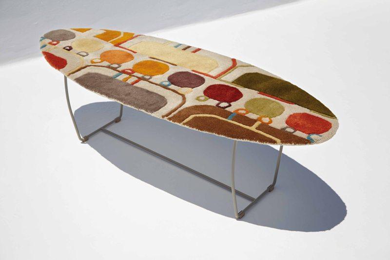 Gandiablasco Surf bench