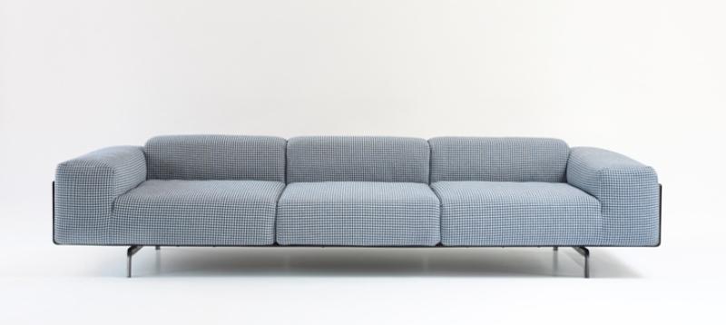 sofa Largo by Piero Lissoni per Kartell