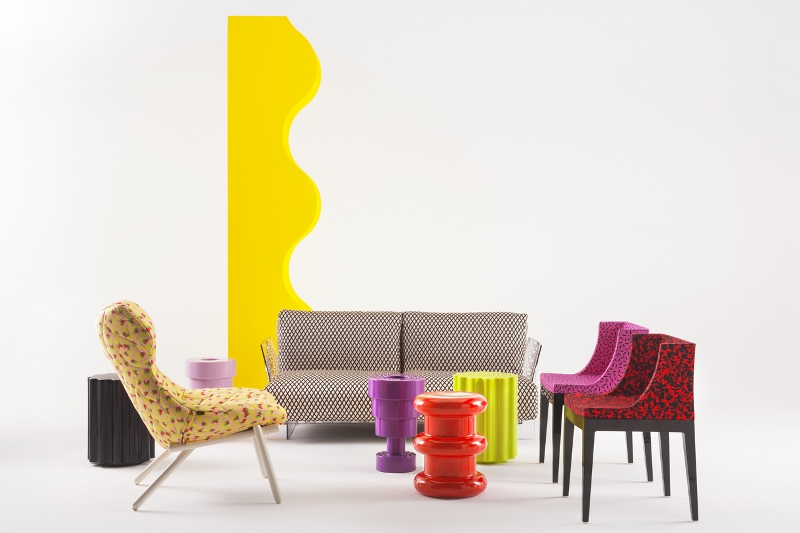 kartell goes sottsass capsule collection
