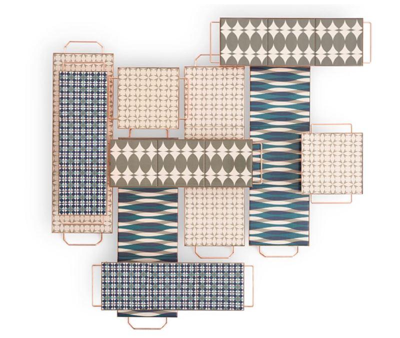 Mix&Match by Gan rugs