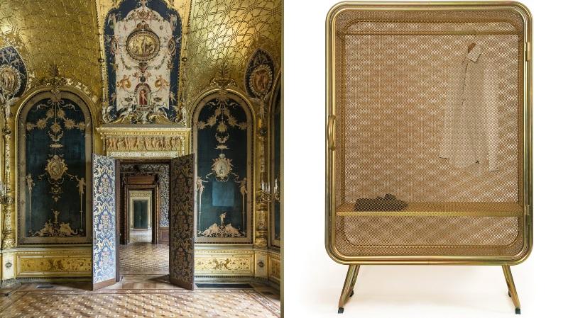 palazzo Turati - Jesse Visser cabinet