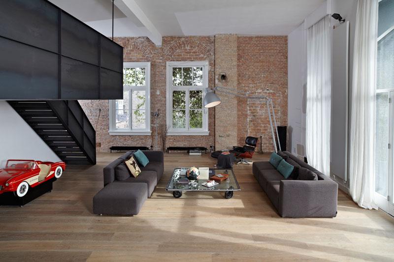 Loft Witteveen Architecten