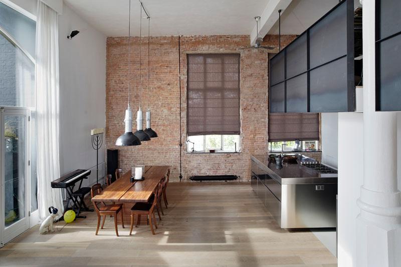 Loft a Amsterdam Witteveen Architecten