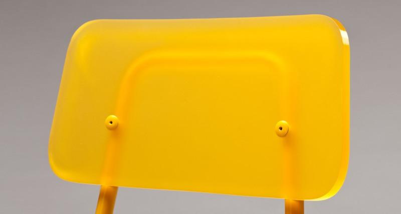 dettaglio sedia Moodern di LetteraG