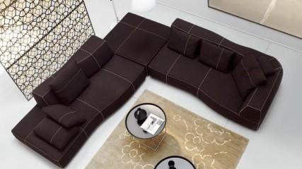 Bend-sofa B&B Italia