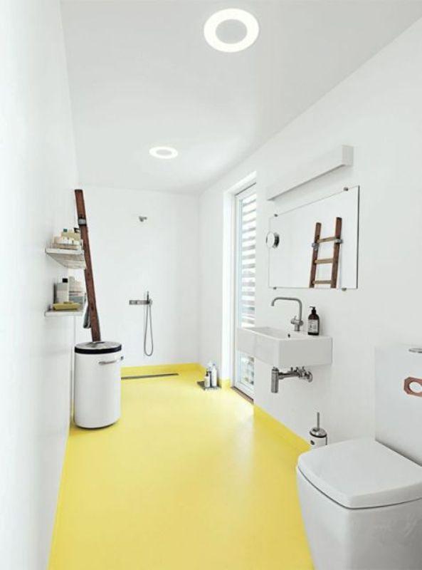 interni casa galleggiante