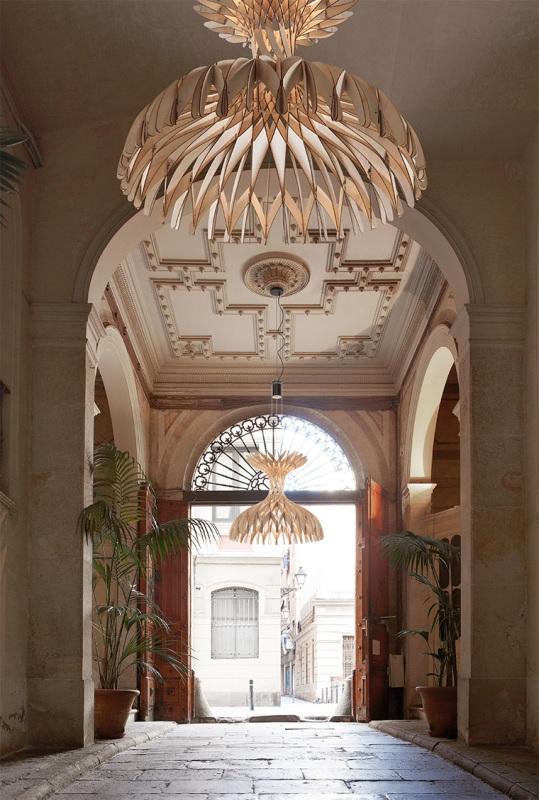 lampadario dome