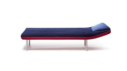 blow chaise longue di gufram