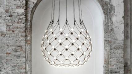 mesh luceplan