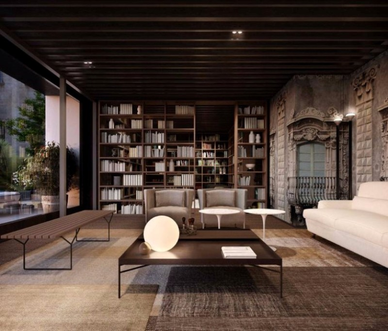 Piero lissoni archives design lover for Hotel elle decor