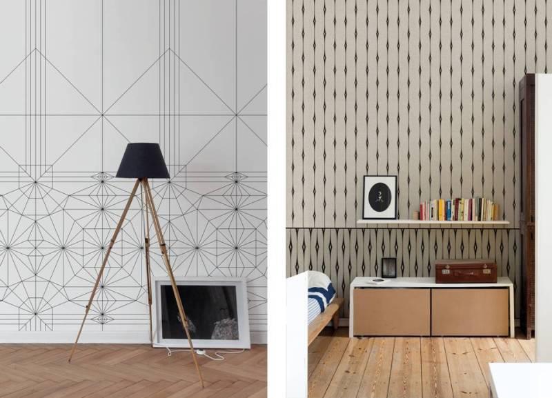 Nuova serie di carte da parati texturae design lover for Carta da parati 2016
