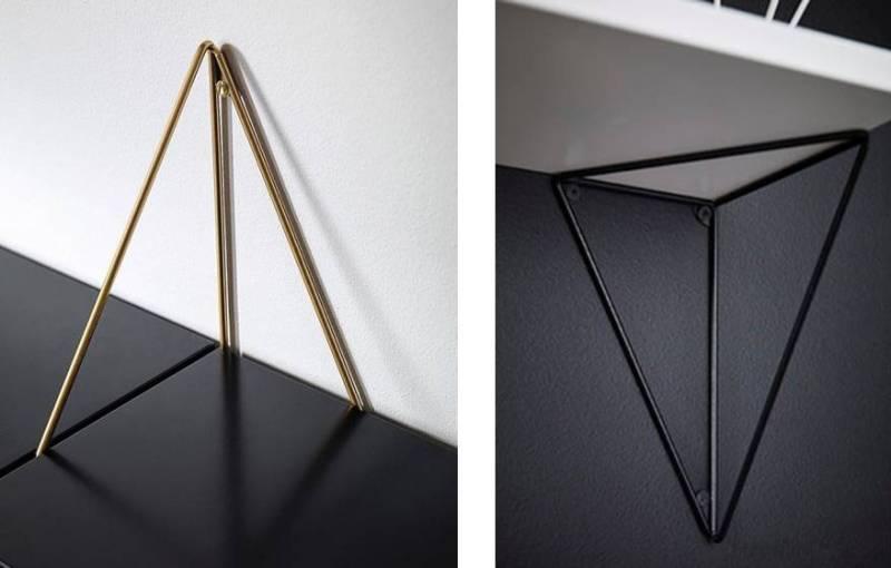 mensola pythagoras by maze interior