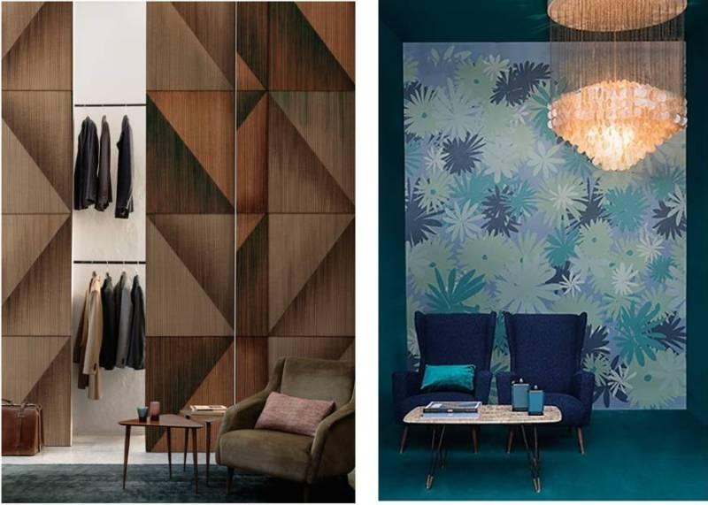 Contemporary Wallpaper 2017 Wall&Decò