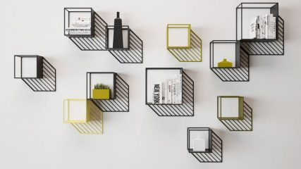 Sunny Shadow Shelves Dmitry Kozinenko