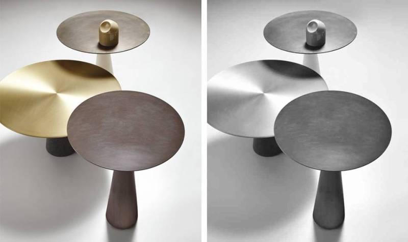 tavolini collezione Leaf