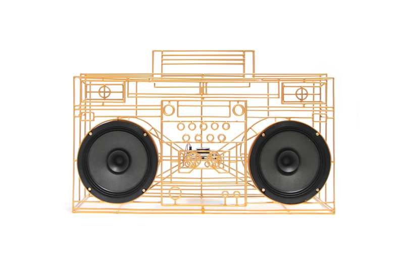 stereo portatile yuri suzuki