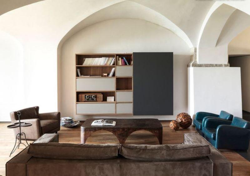 interno di Edoardo Milesi Archos