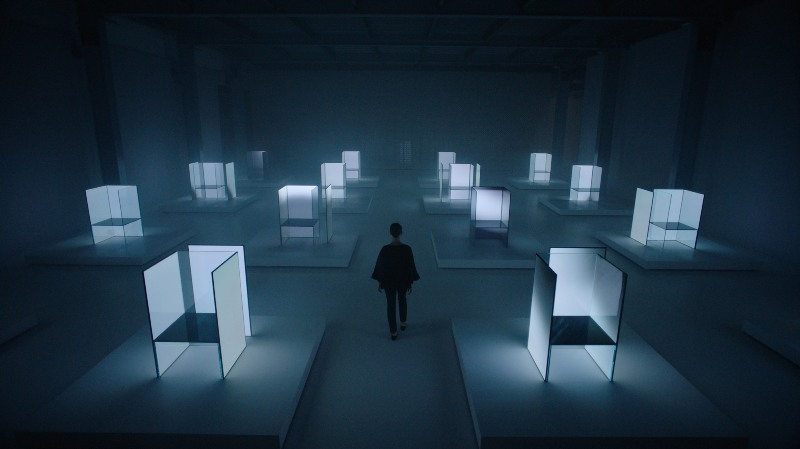 LG sf senses future installation