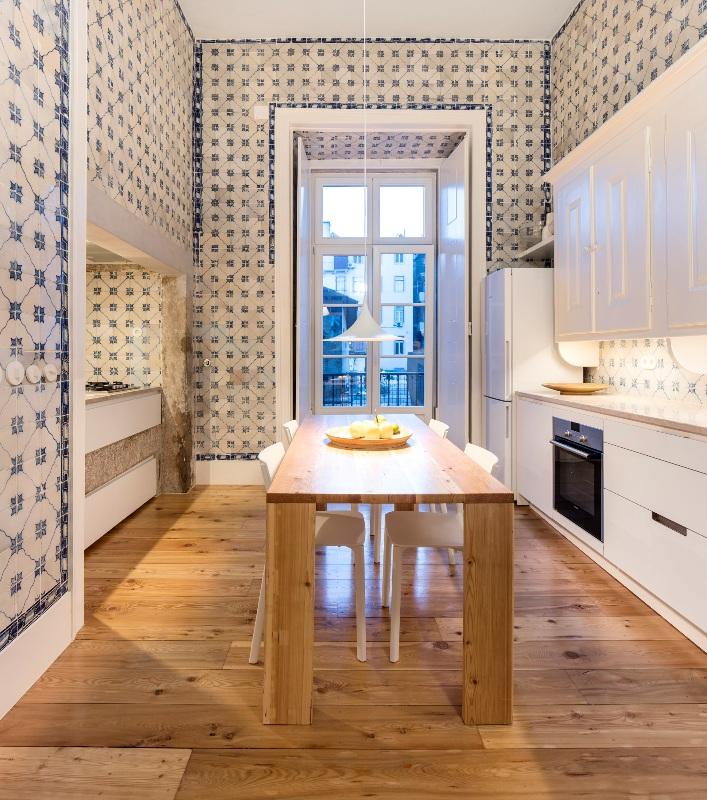 appartamento a Lisbona