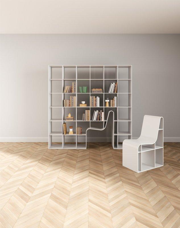 bookshelf bookchair alias