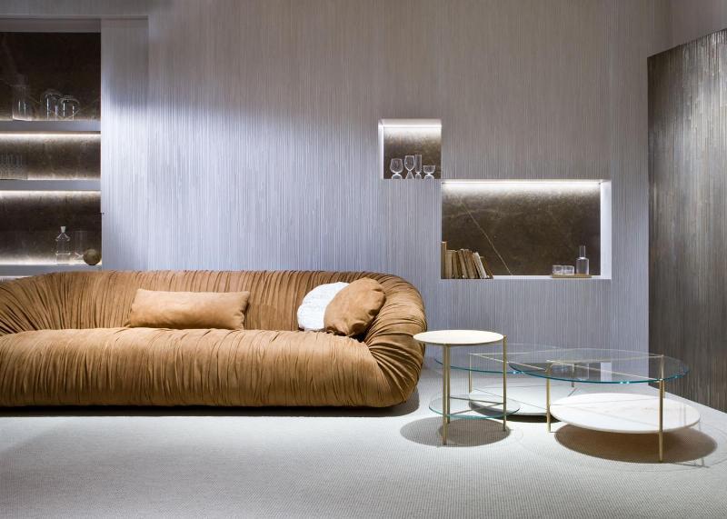 Drapé Sofa di Laura Meroni